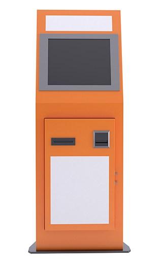 Jasa Pembuatan Kiosk Self Service Kiosks Jual Printer Id Card Kiosk Barcode Printer