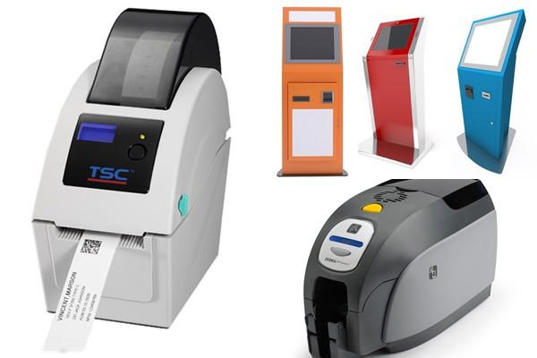 kiosk,wristband,printer